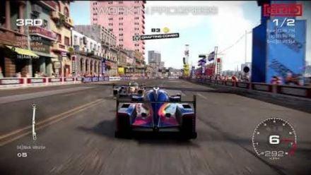 Vidéo : GRID   Havana Gameplay feat. IMSA Prototypes