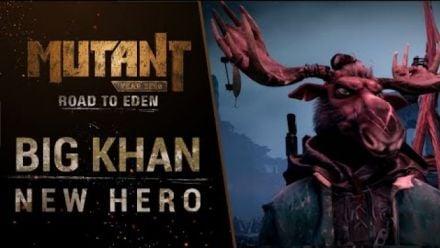Vid�o : Mutant Year Zero - Introducing: Big Khan