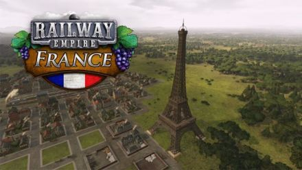Vidéo : Railway Empire - France DLC