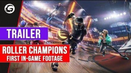 Vidéo : Roller Champions : Première fuite en vidéo