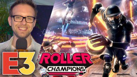 Vidéo : Roller Champions E3 2019 Impressions
