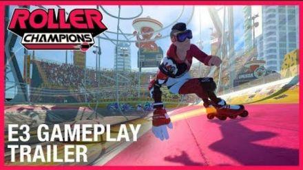 Vidéo : Roller Champions : le trailer de l'E3 2019