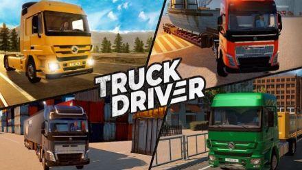 Vidéo : Truck Driver klaxonne sa sortie en vidéo