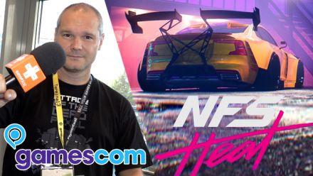 Vid�o : Gamescom 2019 : On a joué à Need For Speed Heat et ça jette un froid