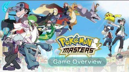 Vidéo : Pokémon Masters : Overview