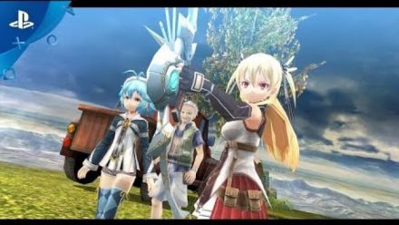 Vidéo : The Legend of Heroes: Trails of Cold Steel II - Launch Announcement