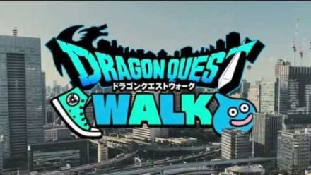 Vid�o : Dragon Quest Walk : trailer d'annonce