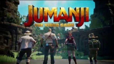 Vidéo : Jumanji The Video Game : Trailer d'annonce