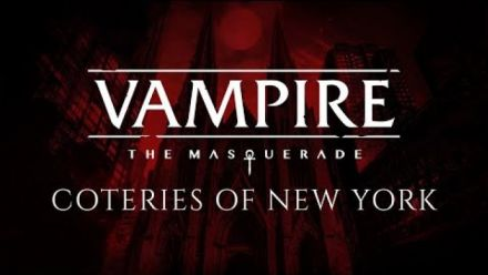 Vidéo : Vampire: The Masquerade - Coteries of New York announcement teaser PC and Nintendo Switch
