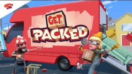 Vid�o : Get Packed : Trailer d'annonce Stadia Connect