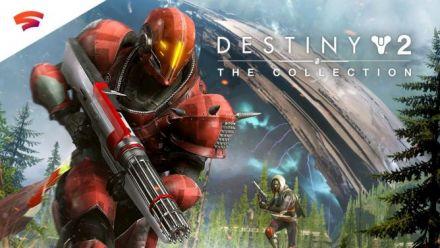 Vidéo : Destiny 2: The Collection : Bande annonce