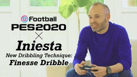 vidéo : eFootball PES 2020 : Iniesta Gameplay Advisor