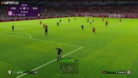vidéo : PES 2020 2v2