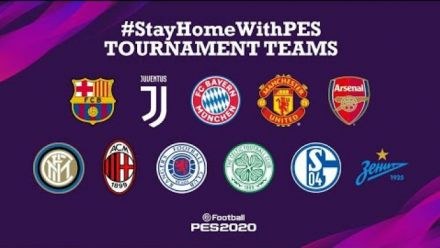 Vidéo : #StayHomeWithPES: Tournament Teams with Antoine Griezmann (Replay)