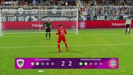 vidéo : PES 2020 Penalty
