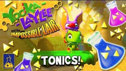 Vidéo : Yooka-Laylee and the Impossible Lair : Tonics