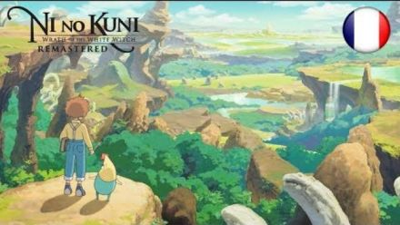 Ni no Kuni: Wrath of the White Witch Remastered - PS4/PC