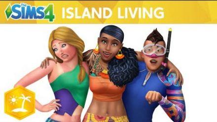 Vidéo : Les Sims 4 : Iles Pardisiaques - trailer