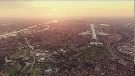 vidéo : Development Video: A320 Strasbourg Feb 2019