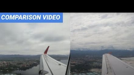 Vid�o : (Chaine) Microsoft Flight Simulator 2020 VS Real Life | A320 Landing at Sabah