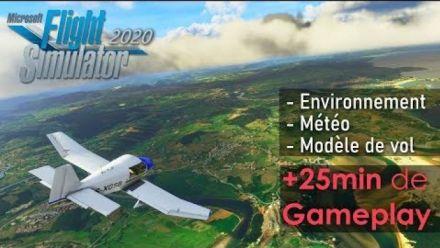 vidéo : ATIS #8.5 - Gameplay Microsoft Flight Simulator et Preview !