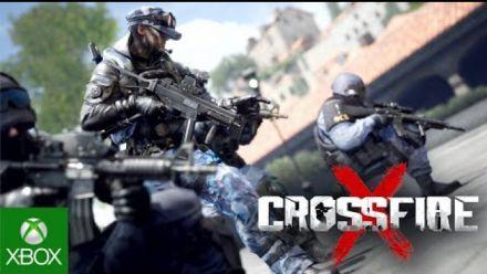 Vidéo : Crossfire X : Teaser du X019