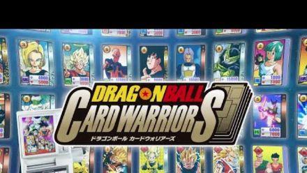 vidéo : Dragon Ball Z Kakarot : Bande-annonce des Card Warriors (en Japonais)