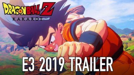 Vidéo : Dragon Ball Z : Kakarot - trailer E3 2019