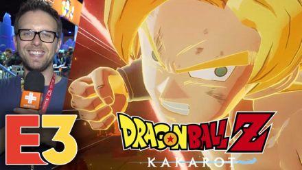 Vidéo : E3 2019 : Nos impressions de Dragon Ball Z Kakarot