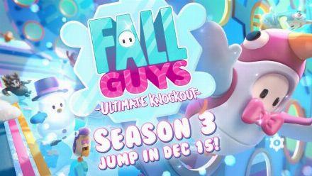 Vid�o : Fall Guys saison 3