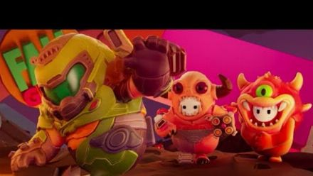 Vid�o : Fall Guys: Doom Costumes - January 12