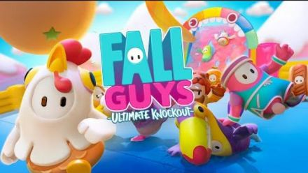 Fall Guys - Jump in on August 4