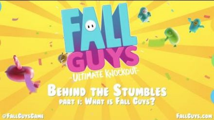 Vidéo : Fall Guys: Behind the Stumbles Part I // What is Fall Guys?