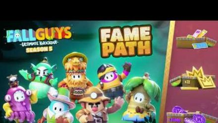 Fall Guys - Season 5 - Fame Path Trailer