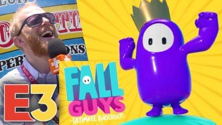 E3 2019 : Nos impressions sur Fall Guys
