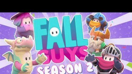 vidéo : Fall Guys Saison 2 Gamescom 2020