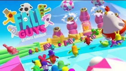 Fall Guys : trailer d'annonce