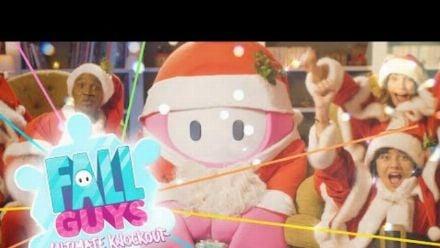 Vid�o : Fall Guys Holiday Special