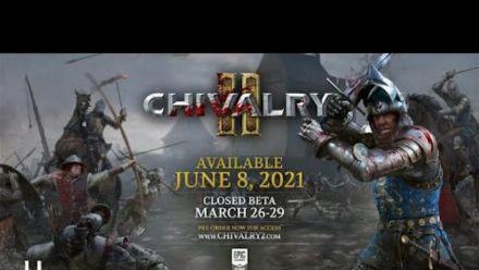 vidéo : Chivalry II - Beta Announce, Release Date & Dev Diary [FR]