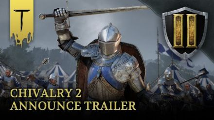 Vidéo : Chivalry 2 Announce Trailer