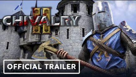 Vidéo : Chivalry 2 - Official Console Announcement Trailer