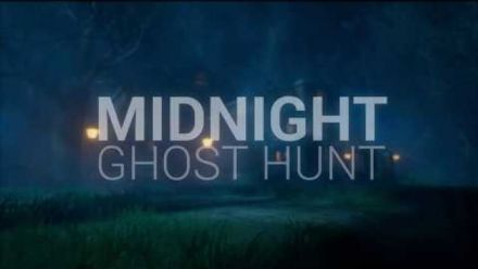 E3 2019 : Midnight Ghost Hunt annoncé en vidéo