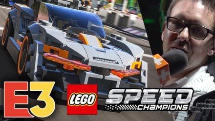 Vid�o : E3 2019 : Nos impressions de LEGO Speed Champions pour Forza Horizon 4