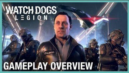 vidéo : Watch Dogs Legion : trailer de gameplay Ubisoft Forward