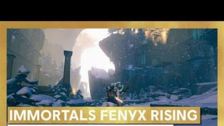 Vid�o : Immortals Fenyx Rising : Gameplay de la version Switch