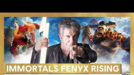 Vid�o : Immortals Fenyx Rising : Making-of avec Lionnel Astier