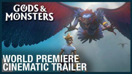 vidéo : Gods & Monsters: E3 2019 Official World Premiere Cinematic Trailer