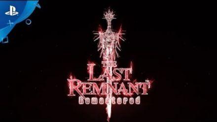 Vidéo : The Last Remnant Remastered : Trailer d'annonce