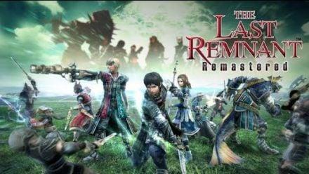 Vidéo : The Last Remnant Remastered : trailer de lancement Switch