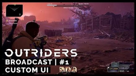 Vid�o : Outriders - Une interface personnalisée